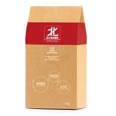 【北七】无添加面粉 1kg 新麦精磨  无公害